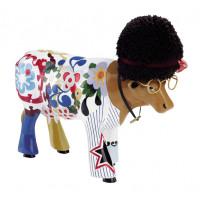 Коллекционная корова Wooodstock (30,5*19,5см)