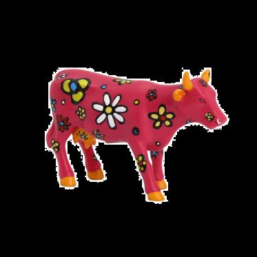 Коллекционная корова Dite Kvetu S (8,5*3,5 см)