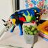 Коллекционная корова A La Mootisse (30,5*19,5см)