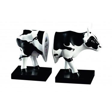 Коллекционная корова Half&Half (15,5*11cм, полистоун)