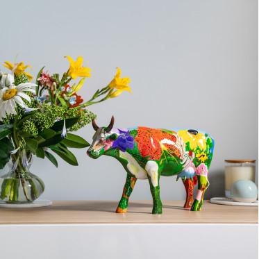 Коллекционная корова Georgia O'Kowlife (30,5*19,5см)