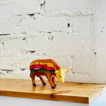 Коллекционная корова Moovin' Veggie Burger М (16,5x11см)