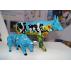 Коллекционная корова For Vincent -  Vincent van Gogh, 16,5*11 см