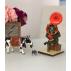 Коллекционная корова Josephine au Trombone 19*8