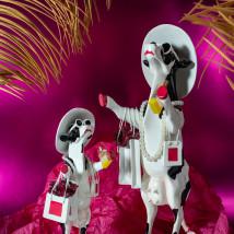 Коллекционная корова Alphadite Goddess of Shopping (31*11см)