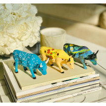 Набор коллекционных статуэток CowParade Collectables Artpack Van Gogh
