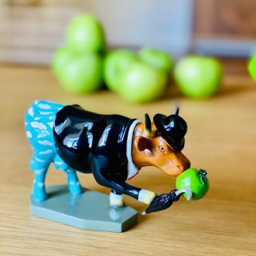 Коллекционная корова Moogritte (15*9,5см)