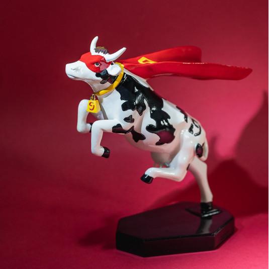 Коллекционная корова Super Cow (17,5*16,5см)