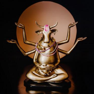 Коллекционная корова Gala Night/Buddha Cow