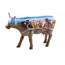 Коллекционная корова The Tank
