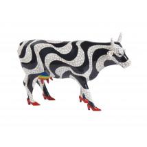 Коллекционная корова Paraiso Tropical, 30,5*19,5 см