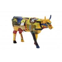Коллекционная корова Picowso's Moosicians (30,5*19,5 см)