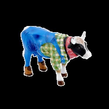 Коллекционная корова Farmer Cow Small 4,5 * 6,5 см