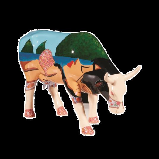 Коллекционная корова Fernando de Noronha (30,5*19,5 см)