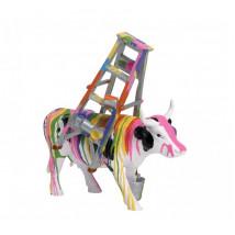 Коллекционная корова Muu Traviesa (14*14 см)