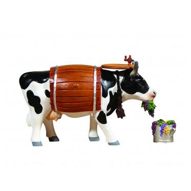 Коллекционная корова Clarabelle the Wine Cow, 15*9,5 см