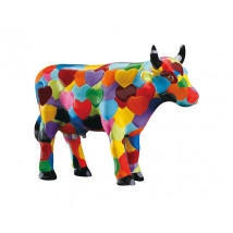 Коллекционная корова Heartstanding Cow (small)