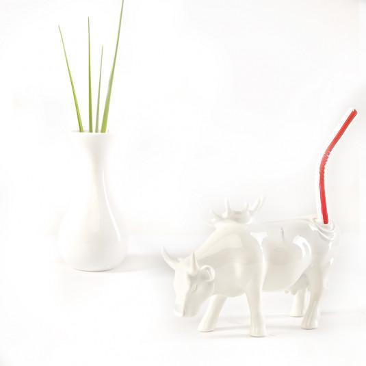 Коллекционная корова Milk Splash (16,5*11 см)