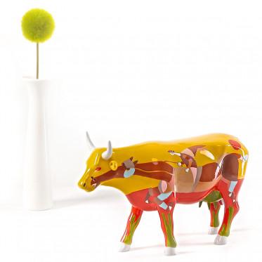 Коллекционная корова No Rumo da Vente (30,5*19,5)